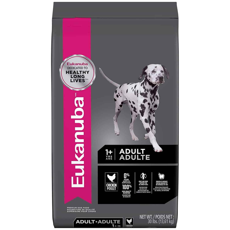 Eukanuba Pet Food Company Review