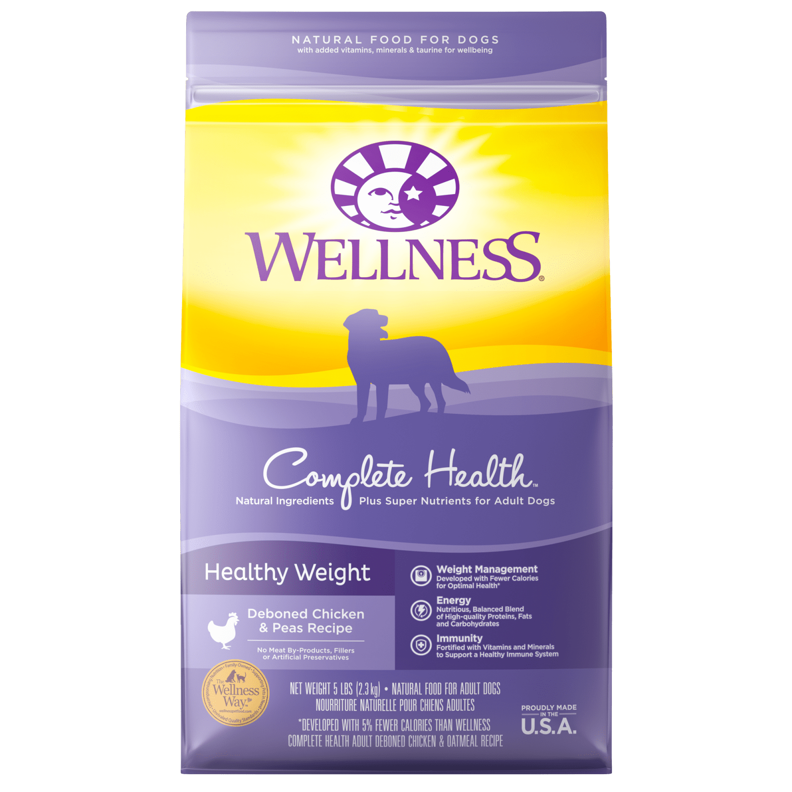Dog Food: Wellness Complete Food Company Review